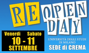 Re-Open Day del DTI