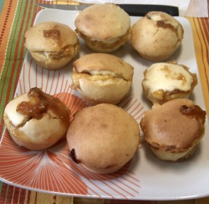 I Muffin pronti per la colazione