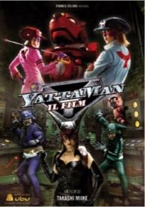 Yattaman Poster