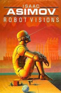 Copertina di Robot Vision